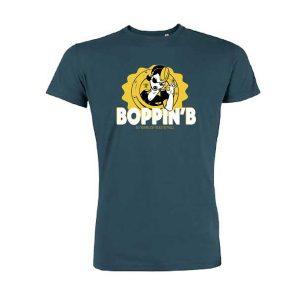 "BOPPIN'B T-SHIRT ""30 YEARS Stargazer"" Man"