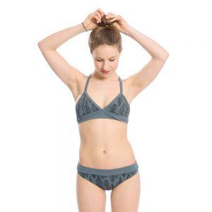 """BLEED Bikini """"Eco Bikini"""""""