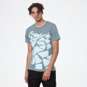 "THOKKTHOKK Herren T-Shirt ""Arctic"" glacier/iceblue"
