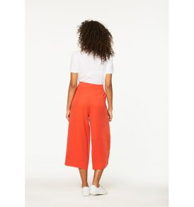 "ARMEDANGELS Culotte ""Karli"" glossy orange"