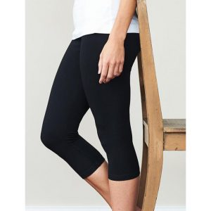 "LIVING CRAFTS ""3/4 Leggings Ellen"" dark navy, Gr XS"