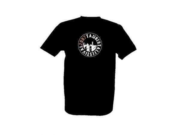 Taubertal Festival Shirt 2007 Man