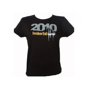 Taubertal Festival T-Shirt 2010  Damen