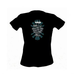 "Taubertal Festival T-Shirt 2012 ""Classic"" Damen"