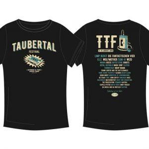 """Taubertal Festival 2016 T-Shirt """"Kassette"""" Unisex"""