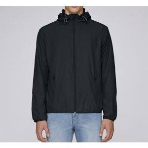 "LUVGREEN Windbreaker ""Brekas"" black"