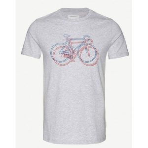 "ARMEDANGELS T-Shirt ""James Bike On Bike"""