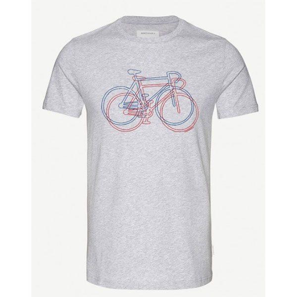 Armed angels James on Bike