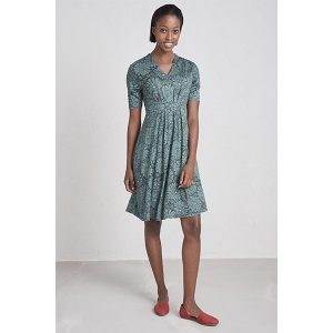 "SEASALT CORNWALL Kleid ""Wheal Rose Dress"" Aemium Garden Sardine"