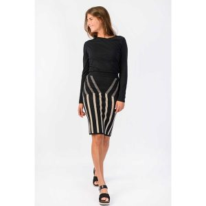"SKUNKFUNK Women Skirt ""Otille"" 2X"