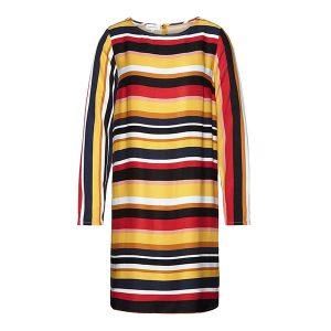 """AMREDANGELS Kleid """"Zoe Multicolor Stripe"""""""