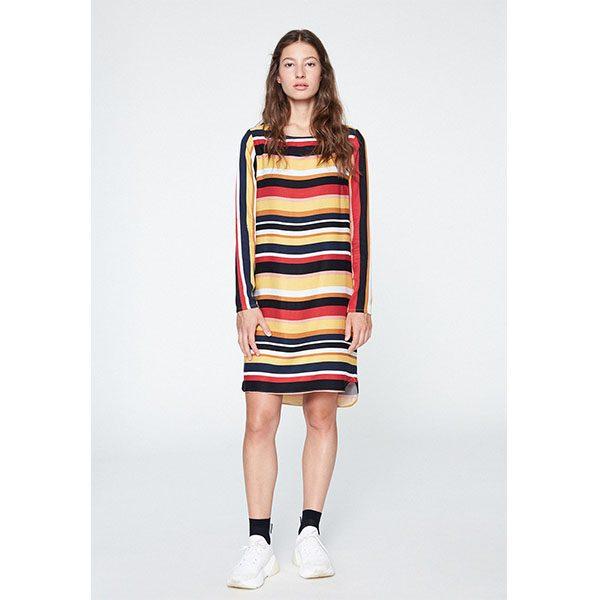 """AMREDANGELS Kleid """"Zoe Multicolor Stripe"""