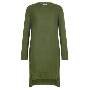 "KOMODO Kleid ""Phil-Tunic"" green"