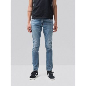 "NUDIE JEANS ""Skinny Lin"" old blues"