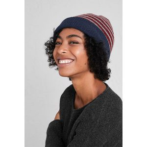 "SEASALT CORNWALL Wollmütze ""Reversible Hat"" cob dahlia"