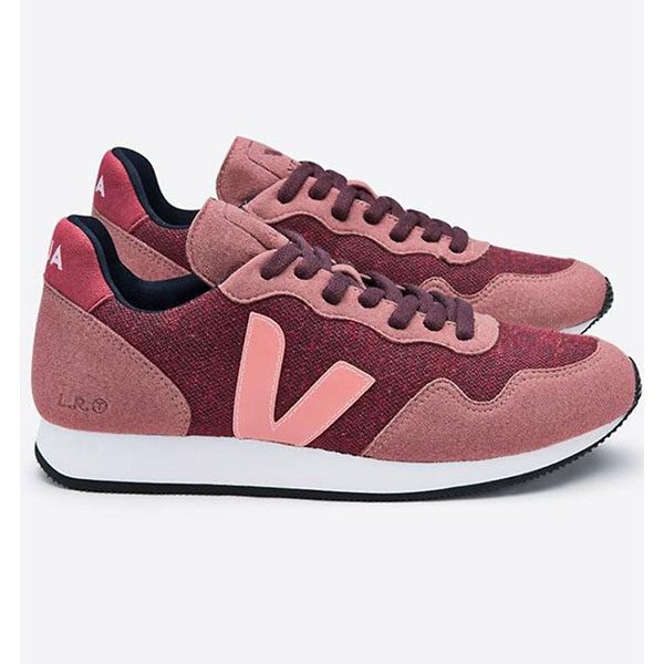 "VEJA Schuhe ""SDU PIXEL"" burgundy dried petal"
