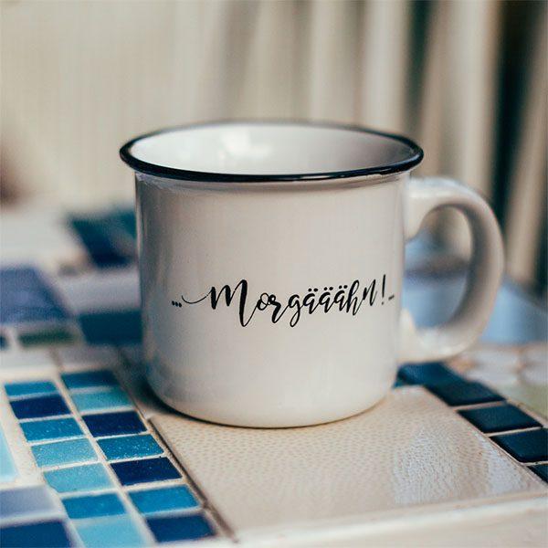 Tasse Morgääähn