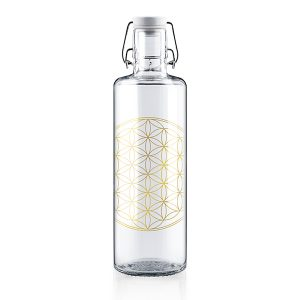 "SOULBOTTLES ""Flower of Life"" 1 l"