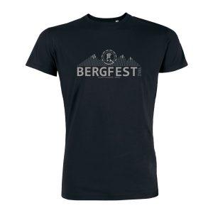 "Bergfestival T-Shirt 2018 ""Classic"" Man"
