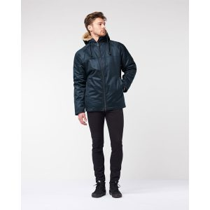 "HOODLAMB Winterjacke ""Men´s Classic HoodLamb"" midnight blue"