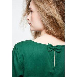 """ARMEDANGELS Bluse """"Hedda Bow"""" college green"""