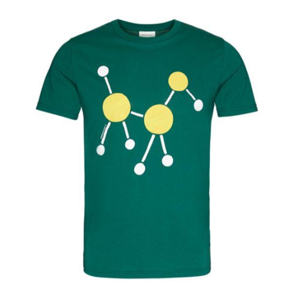 "ARMEDANGELS T-Shirt ""Jaames Atomic Bike"" college green"