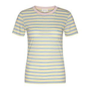 "ARMEDANGELS T-Shirt ""Lidaa Bold Stripes"" vanilla"