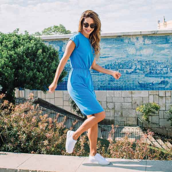 Lovjoi Organic Clothing Odemira Kleid