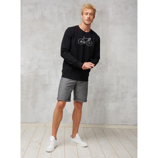 Recolution Sweater Rennrad black