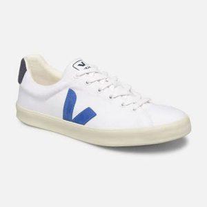 "VEJA Schuhe ""Esplar se canvas"" white indigo nautico"