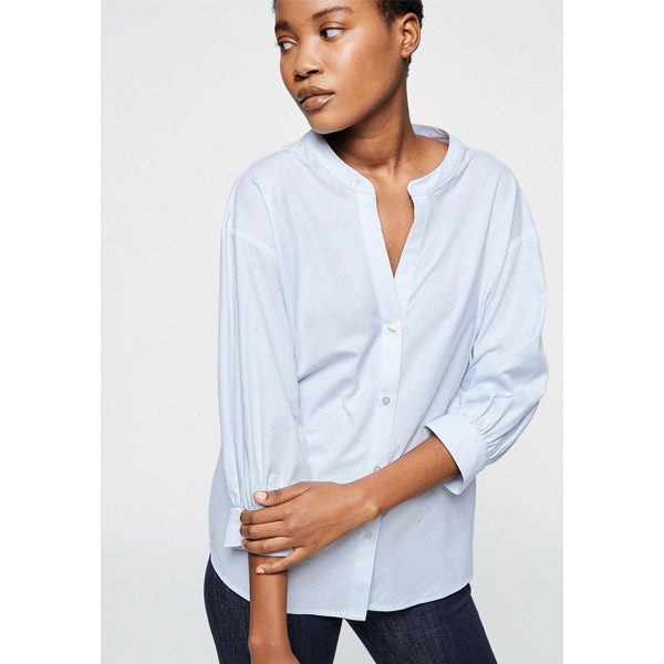 ArmedAngels Organic Shirt Joelinaa Stripe