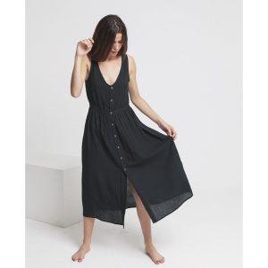 "THINKING MU Kleid ""Phantom Angelina Dress"" phantom"