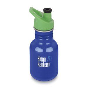 """KLEAN KANTEEN Trinkflasche Kids """"Classic 355 ml"""" Sport Cap"""