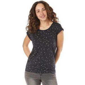 "ARMEDANGELS T-Shirt ""Bonniaa Firefly"" dark navy"