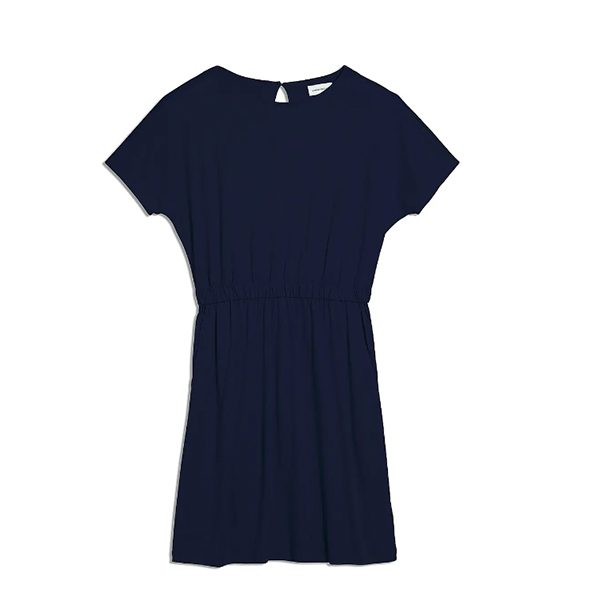 "ARMEDANGELS Kleid ""Tadinaa"" evening blue"