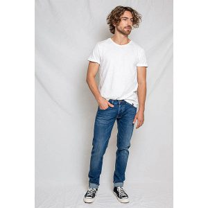 "KUYICHI Jeans ""Jamie, Slim Fit"" dark blue"