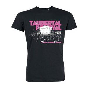 """Taubertal Festival 2019 T-Shirt """"Ramones"""", used black, Unisex"""