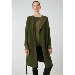 "ARMEDANGELS Cardigan ""Sevaal"" moss green"