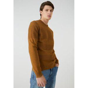 """ARMEDANGELS Pullover """"Baabel"""" argan brown"""