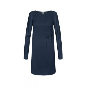 "BLEED Kleid "" Tencel Dress Ladies"" navy"