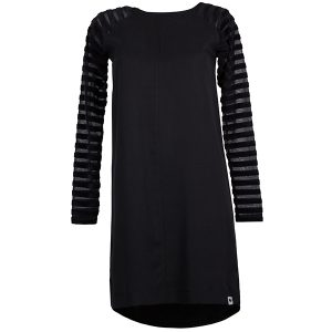 "LOVJOI Dress ""Starwort"" stripes"