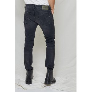 "KUYICHI Jeans ""Kale Skinny"" Black used"