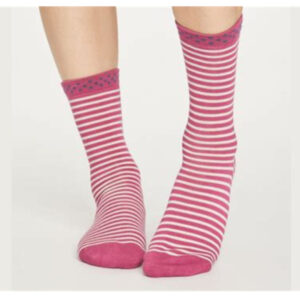 "THOUGHT Damen-Socken ""Hedda Stripe Bamboo Socks"" Größe 36-41"