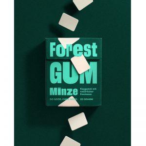 FOREST GUM Kaugummi, 1 Pack