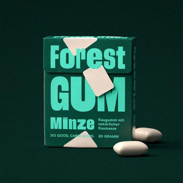 Forest Gum Kaugummi