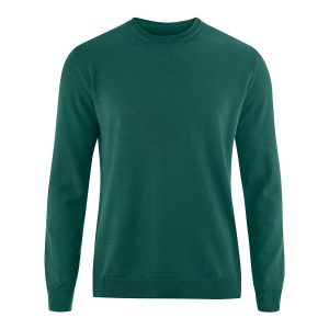 "LIVING CRAFTS Herren-Pullover ""Dylon"" forest"