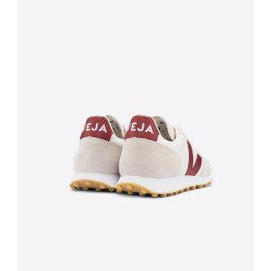 """VEJA Sneaker """"Rio-Branco Hexamesh"""" gravel marsala"""