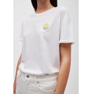 """ARMEDANGELS T-Shirt """"Naalin Little Sunrise"""""""