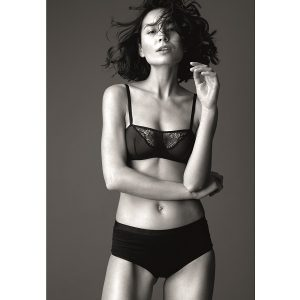 "LOVJOI Intimates BH ""Evening Primrose"" black"