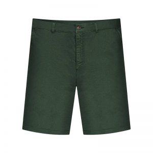 """BLEED """"Chino Walkshorts"""" dark green"""
